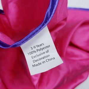 Costumes - Princess Superhero pink cap